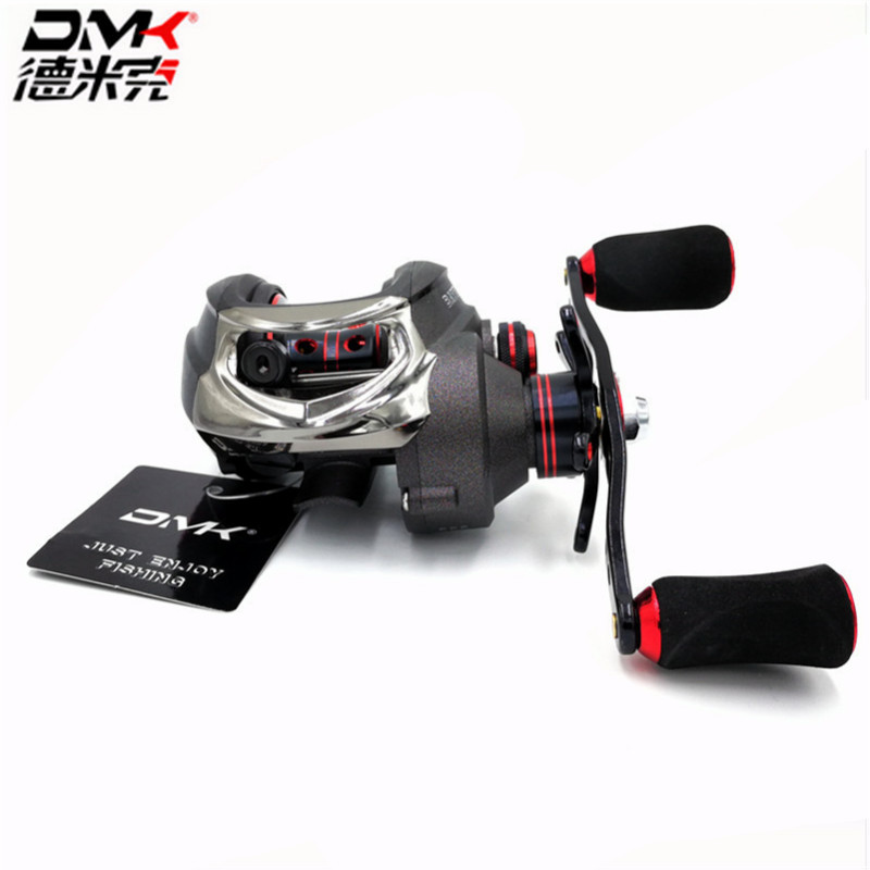 DMK 16BB 7.0:1 Surf Fishing Baitcasting Reel L/R Handle Saltwater Bait Casting Reel Metal Spool Reel Mer Carretilhas De Pescaria<br>