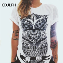 CDJLFH 2017 Summer T-Shirts Woman Designer Clothing Vibe With Me Print Punk Rock Fashion Graphic Tees European T shirt 2017 Tops(China)