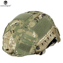 11 Patterns Emerson Helmet Cover For Ops-Core Tactical Fast Ballistic Cycling Protected Safety Helmet Outdoor CS Games Helmet(China)