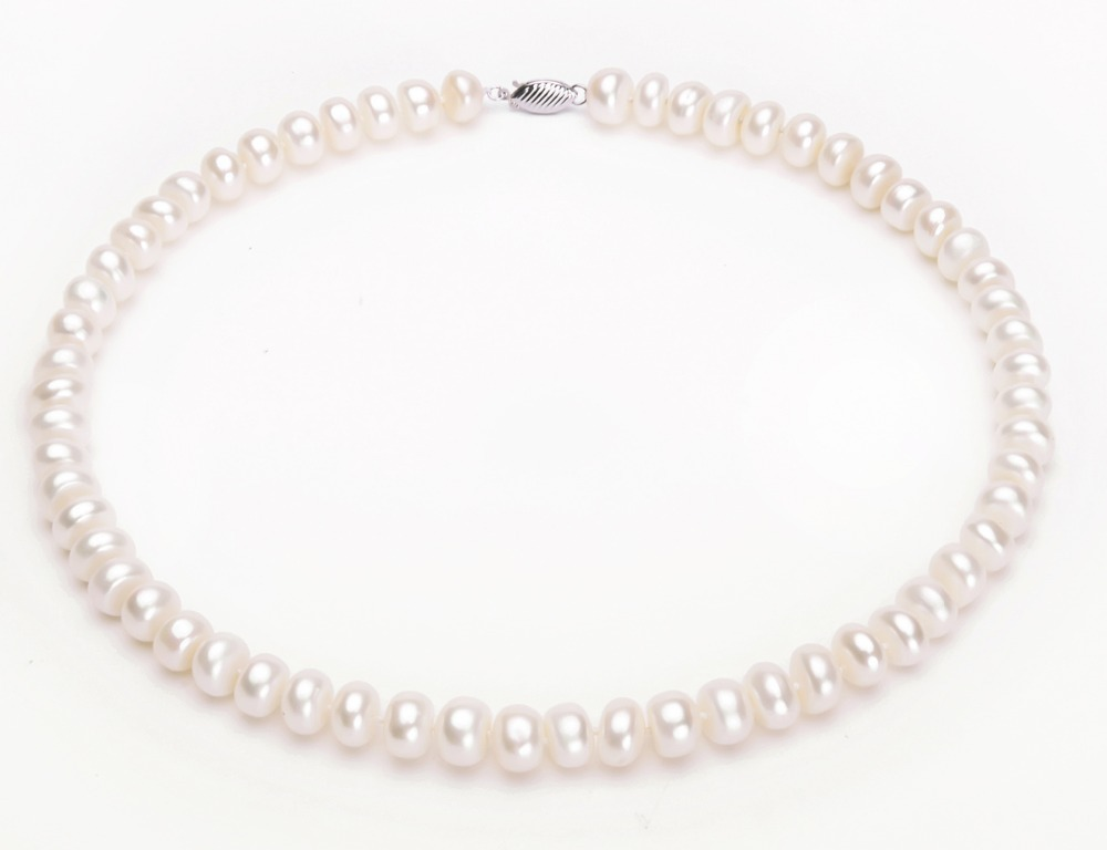 AAA+++++  High quality freshwater pearl pearl necklace