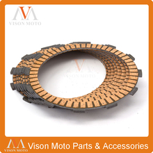 Clutch Friction Plates Disc Set 8pcs For BMW K1300R 09-12 K1300S 2009 2010 2011 2012 2013 2014 2015 09 10 11 12 13 14 15(China)