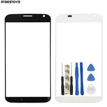 4.5''Front Outer Glass of Touch Screen Parts With Tools For Motorola Moto X Phone XT1055 XT1058 XT1060 Replacement