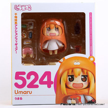Buy Free japanese Anime Himouto! Umaru-chan Doma Umaru 4 inch Cute PVC Action figure collection Model Toy for $13.59 in AliExpress store