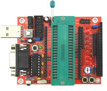 51 single-chip minimum system kit DIY spare parts support AT STC AVR microcontroller development board