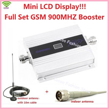 GSM Mobile phone Signal Repeater, GSM Repetidor 900 Mhz Signal Booster Mobile Phone GSM Signal Amplifier Cellular Signal Booster(China)