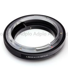 lens adapter Macro adapter suit for Canon FD to Olympus OM4/3 without GLASS E5 E7 E500(China)