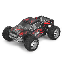 1:18 4WD 4CH 2.4GHz RC Car 50KM/h Big Foot High Speed Off Road RC Monster Remote Control Radio Racing Car Toys(China)