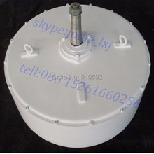 permanent magnet generator 3kw low rpm alternator(China)