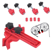 CITALL Dual Cam Clamp Camshaft Engine Timing Sprocket Gear Locking Tool Kit for Ford Focus Suzuki Swift Mazda 3 6 Audi A4 A6 Q5(China)