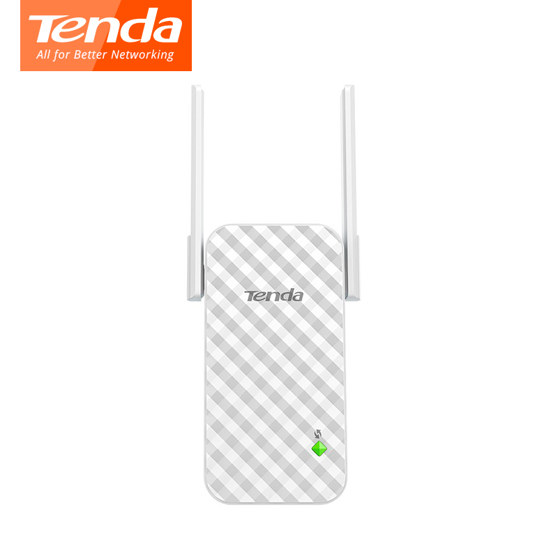 Tenda A9 300Mbps Wireless Wifi Repeater, Signal WI-FI Amplifier,Wireless Router WiFi Range Extender Expander Booster Easy Setup(China (Mainland))