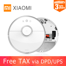 2018 Roborock S50 S51 Xiaomi MI Robot Vacuum Cleaner 2 for Home Automatic Sweeping Dust Sterilize Smart Planned Washing Mopping(China)