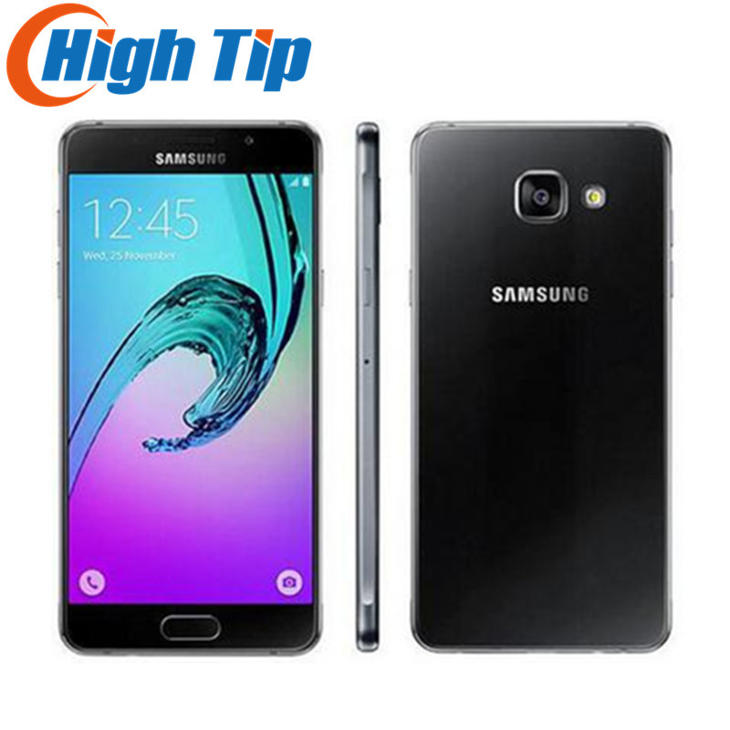"Original Samsung Galaxy A5 A5000 A500F LTE Unlocked Cell phone 5.0"" Quad core 13MP 2GB RAM 16GB ROM Refurbished free shipping(China)"