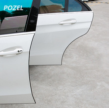 Door Edge Guards Trim Molding Protection Strip Scratch Protector Car Crash Barriers Door Guard Collision Car Sticker