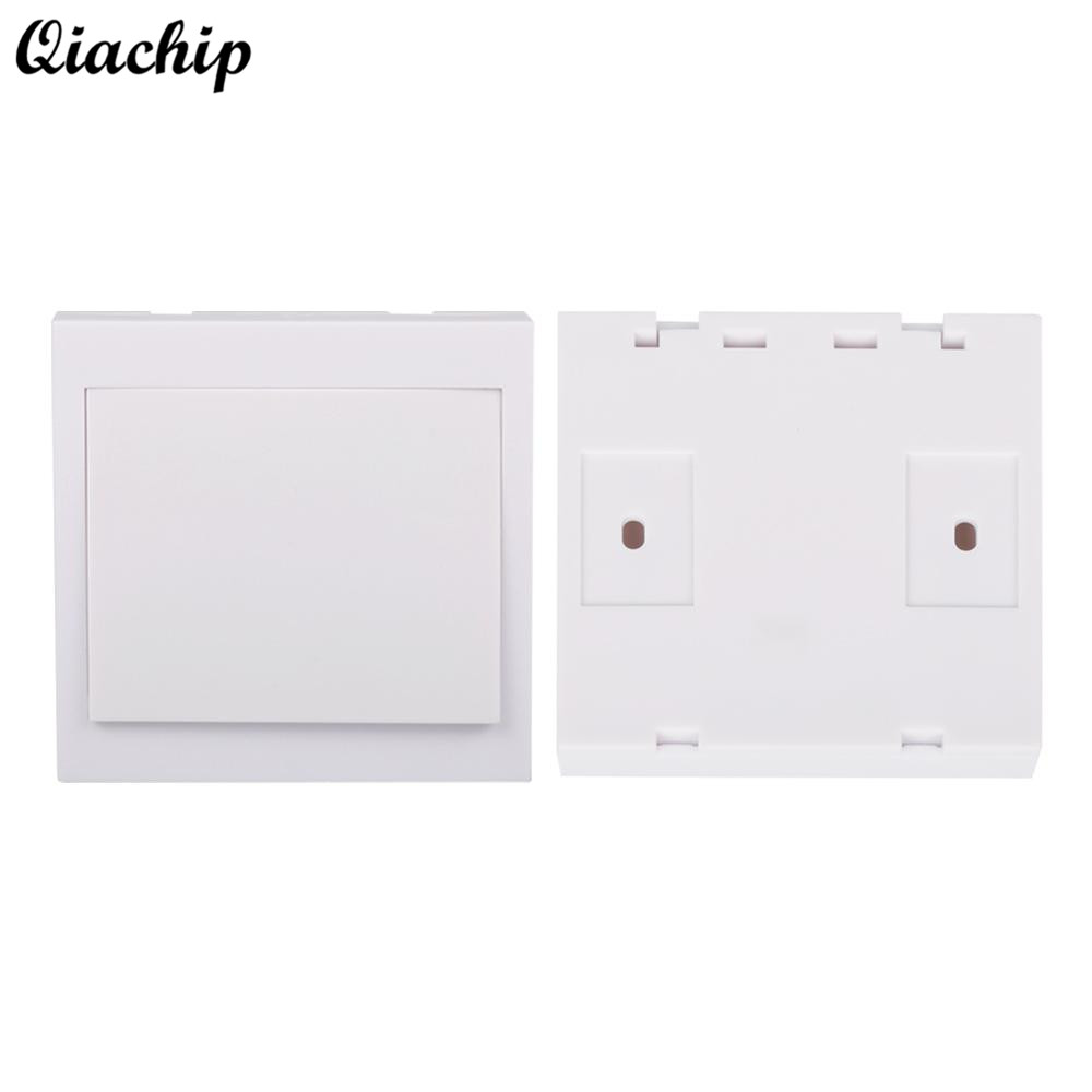 433 Mhz 86 Wall Panel Transmitter Remote RF TX Smart Home Hall Living Room Bedroom Button 433mhz Wireless Control Switch