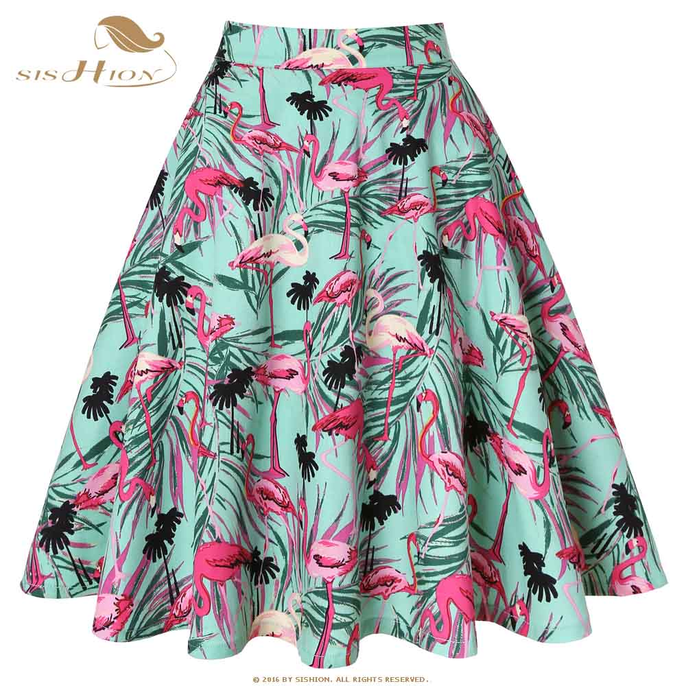 Detail Feedback Questions about SISHION Skirts Womens Plus Size ... ba77c695d714