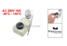 Plus Or minus 30 Degrees Of Mechanical Refrigerator Freezer Thermostat Temperature Switch Thermostat Refrigerator Thermostat(China)