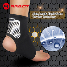 Arbot Sport breathable Ultralight Adjustable Sports Elastic Ankle Support Sports Safety Gym Badminton Basketball Ankle Wraps(China)