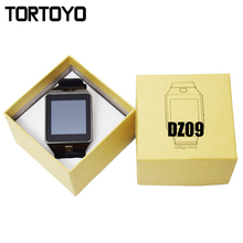 DZ09 Smart Watch Sports Smartwatch for Apple Android Phone Wristwatch with Camera Support SIM/TF Card MP3 PK GT08 A1 U8 Facebook