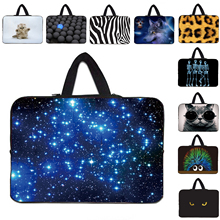 Soft Bag 14 Inch Notebook Bag For Lenovo 14.1 15 13 12 10 17 Inch Fashion Laptop Computer Cover Cases Handbag Sleeve Pouch Bag(China)