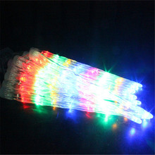 LED Snow Fall Lamp Wedding Decoration String Light Waterproof LED Meteor Shower Rain String Fairy Flash Light Xmas Party Holiday