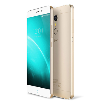 Umi Súper Touch ID Helio P10 MTK6755 2.0GHz Octa Core 5.5 Pulgadas FHD Pantalla 4G RAM 32G ROM 4000mAh Android 6.0 4G LTE Smartphone