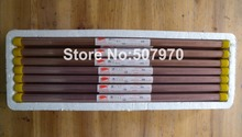 Ziyang Copper Electrode Tube Single Hole 1.1*400mm  for EDM Drilling Machine