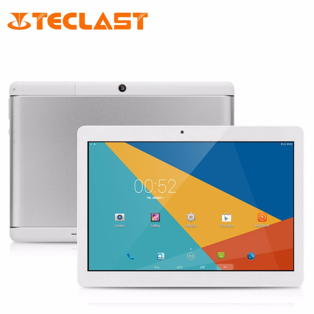 Teclast X10 Android 6.0 10.1 inch Tablet PC Quad Core 1GB +16GB 4 Cores 1280*800 IPS Kids Gift MID Tablets 10.1 3G Phablet(China (Mainland))