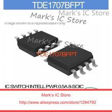 TDE1707BFPT IC SWITCH INTELL PWR 0.5A 8-SOIC TDE1707BF 1707 TDE1707 1707B TDE170 1707BF(China)