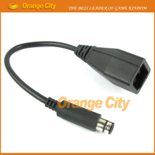 AC Power Supply Transfer Charger Cable Charging Adapter Cord Converter for Xbox 360 to Xbox360 E 360E Console