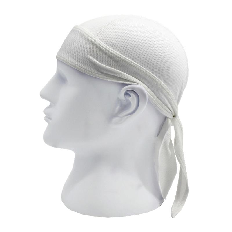 Bicycle Hat Men Women Cycling Pirate Cap Helmet Black Quick Dry Head Scarf MTB Team Headband Green White Ciclismo PA0195 (5)