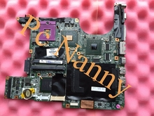 Original 447983-001 Laptop Motherboard for HP Pavilion dv9000 dv9500 series system board pga478mn pm965 with 771 chip tested