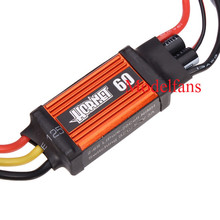SKYRC Hornet Brushless Sensor ESC 60A 80A for Helicopter