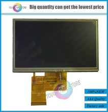 5 INCH lcd display WITH TOUCH PANEL screen matrix FOR Prestigio GeoVision 5000 5055 5466 gps Replacement Free Shipping
