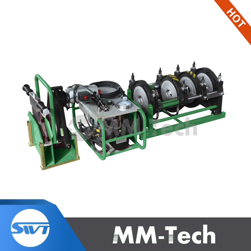 SWT B250/50H сварочная машина для ПВП HDPE 50 250 мм|hdpe welding machine|hdpe weldmachine machine |