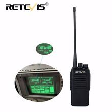 10W Professional Walkie Talkie Retevis RT1 VHF (or UHF) 16CH 3000mAh Battery VOX Scan Scrambler 1750Hz Long Range Two Way Radio(China)