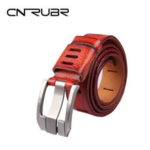CNRUBR Men'S Boutique! Classic Belts For Men Pants Jeans Excellent Quality Harajuku Original Leather Men BELT Cinto Feminino