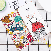 Lovely 3D Pandas Case Cover Motorola Z Force Moto play XT1650 Cute Pig Flower Relief Hard Phone Shell Google Nexus 6 X - ShuiCaoRen HengSanWang Store store