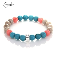 Thomas Colorful Material Mix Featuring Charm Bracelet, Plated Glam Jewelry Soul Gift for Women TS B367