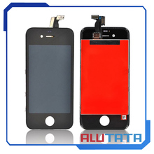100% Tested Grade AAA Screen For iPhone 4 4s LCD Display with Touch Digitizer Glass Panel Replacement