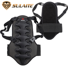 Motorcycle back protection Motocross Bike Rock Climbing Ski Cycling Back Protector Body Spine Armor(China)