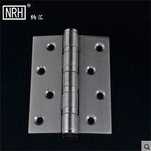 NRH8401-50-65-75-Z stainless steel door hinge Wooden door hinge Hardware accessories Stainless steel wire drawing