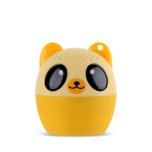 MORELLO Brand Cute Animals Shape Mini Buletooth Battery Charge 2.0 Channel Speaker With Phone Function Well-package(China)