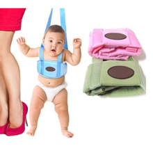 New Popular Baby Walker Infant Child Learn Walking Kid Assistant Trainer Gear Safety Harness Belt Rein Baby Products Safety