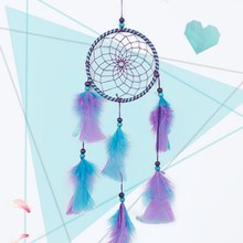 Home Decor Ornaments Handcrafts Dreamcatcher Children Room Decorations Wind Chime Pendant Dream Catcher
