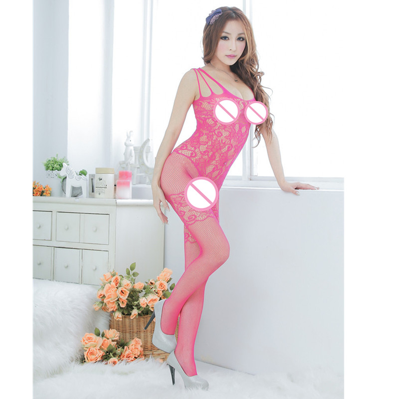 NEW Hot bodystocking Sexy lingerie Women's new brand Sexy body suit, sexy costumes 8