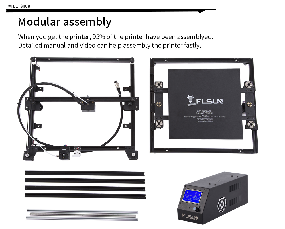 3d printer assembly