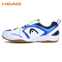 HEAD Badminton Shoes Men's Shoes Professional Training Tennis Shoes Breathable Male Sneakers Badminton Athletic Shoes For Men(China)