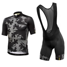 Buy 2017 Pro team cycling kit mavic short sleeve Jersey bib shorts sets Summer Breathable road bike riding clothes ropa Ciclismo for $28.92 in AliExpress store