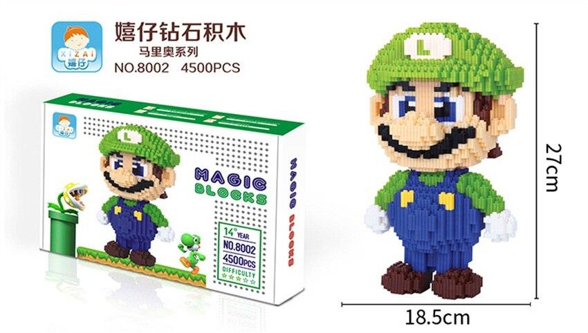 xizai Mario 8002