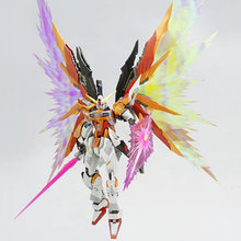 In stock DRAGON MOMOKO Japanese anime figures Gundam MG 1/100 MB ZGMF-X425 robot action figure plastic model kits toys